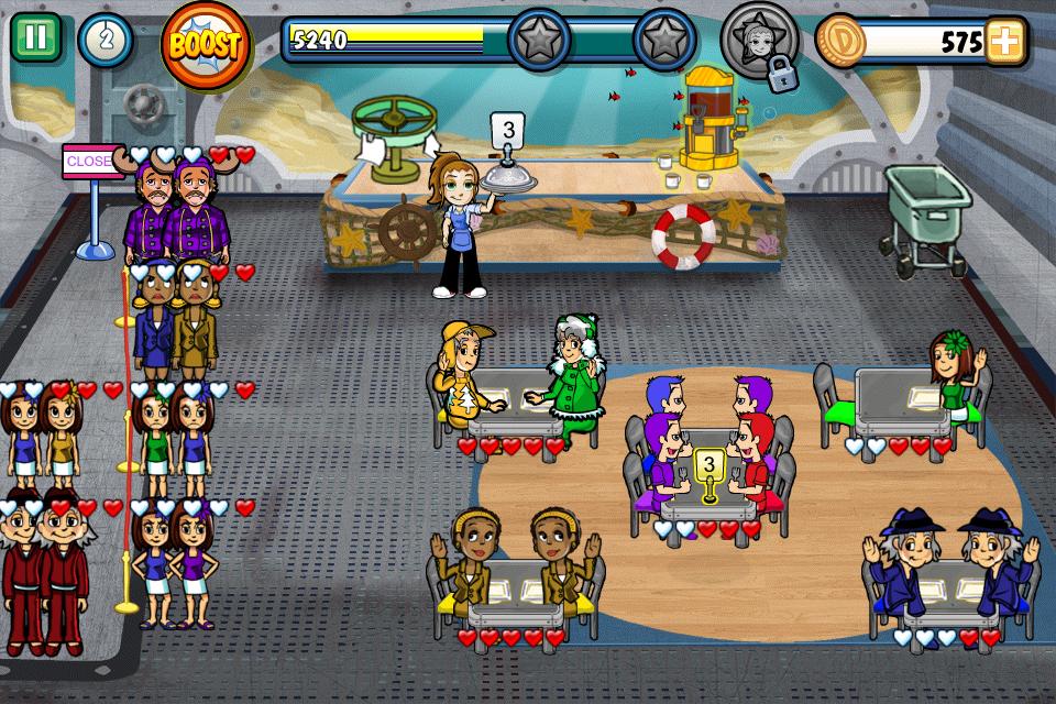 Gratis Download Permainan Cewek Diner Dash