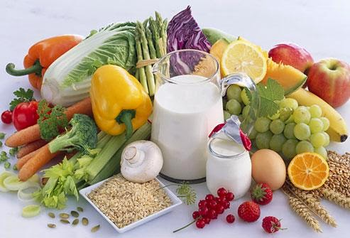 فوائد الغذاء الصحي للجسم