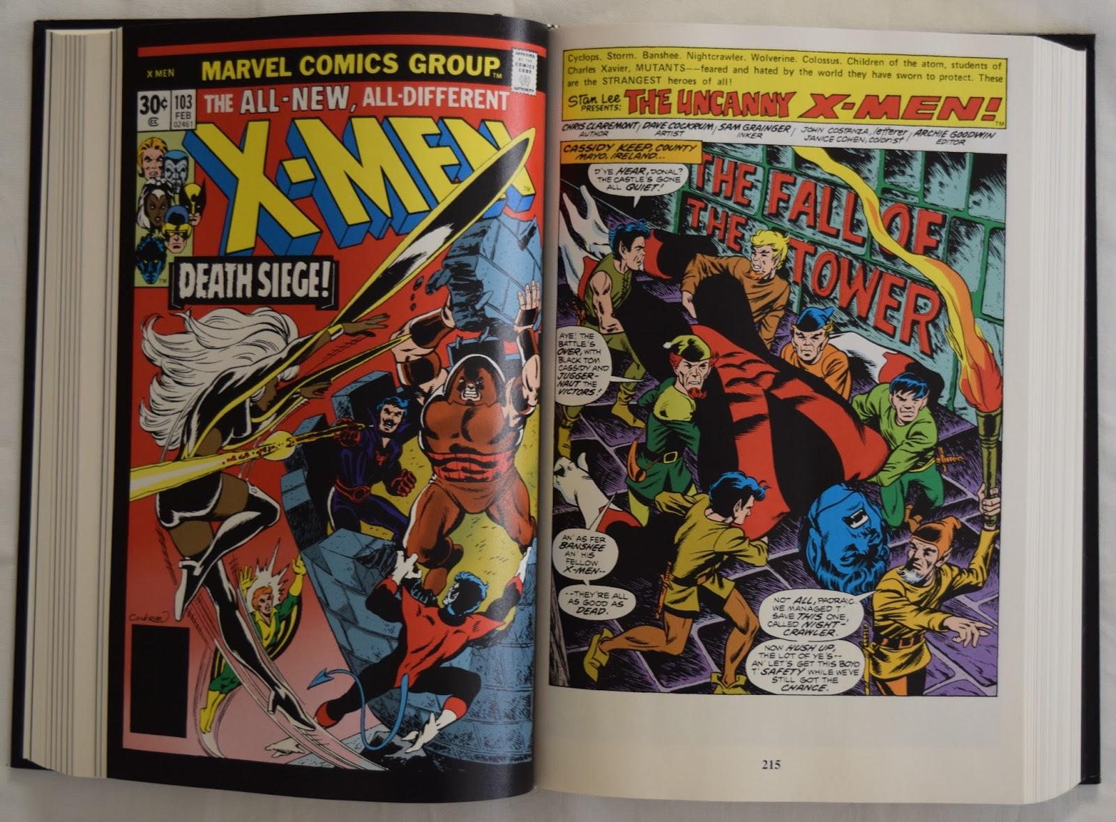 not a hoax not a dream uncanny xmen omnibus volume 1