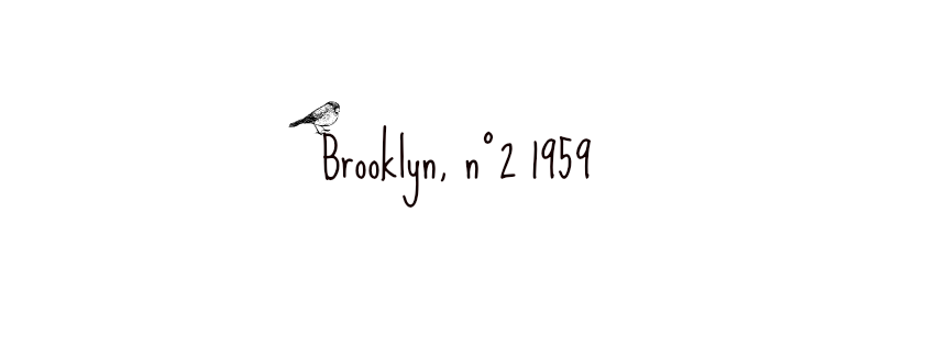 Brooklyn, nº 2 1959