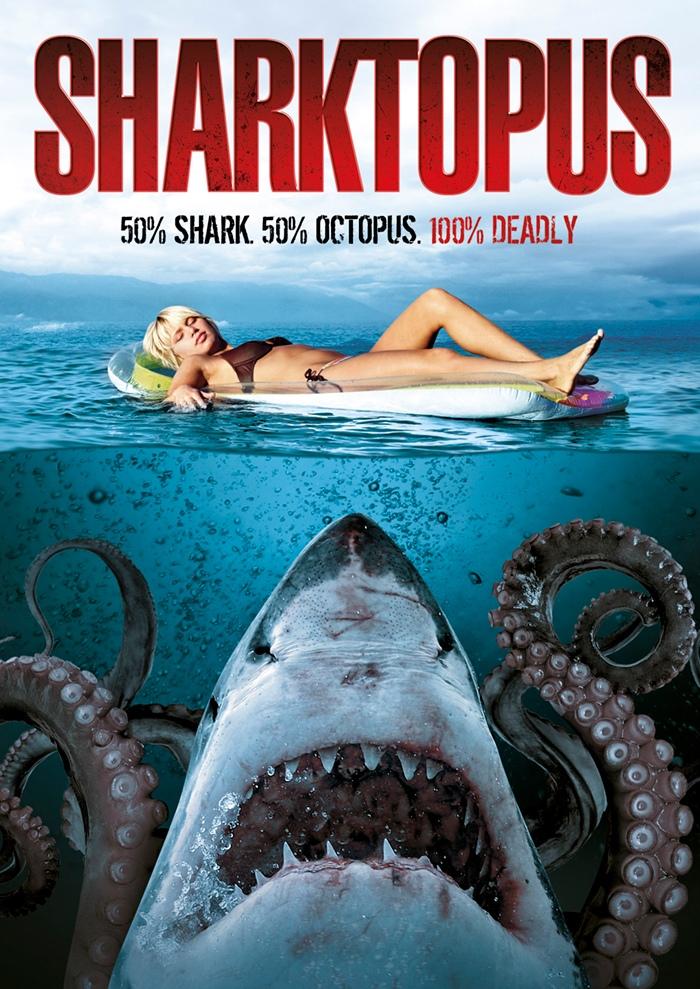Sharktopus affiche