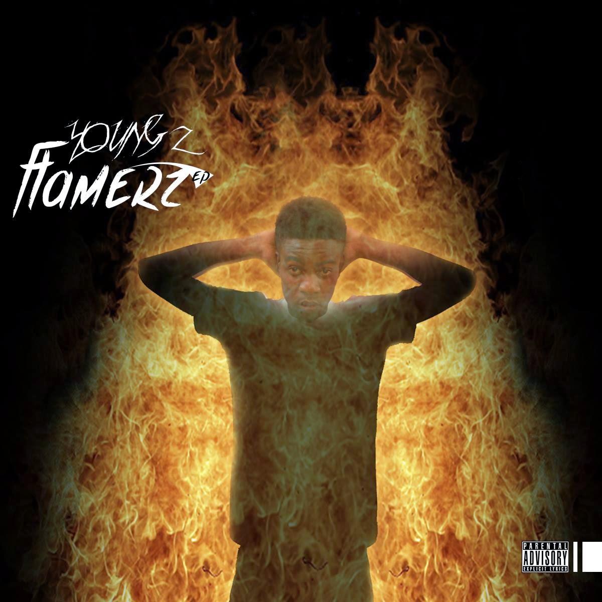 """Young Z – EP """"#Flamerz"""" (Baixa Agora)"""