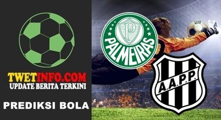 Prediksi Palmeiras vs Ponte Preta