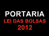 PORTARIA 2012