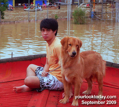 Ondoy Flood in Pasig City, September 2009