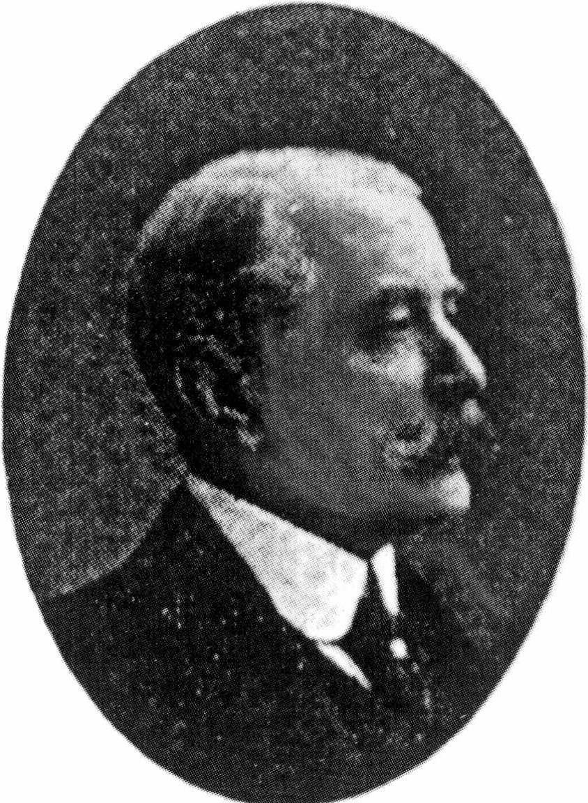 Ingeniero Carl Malmén ( 1842-1927)