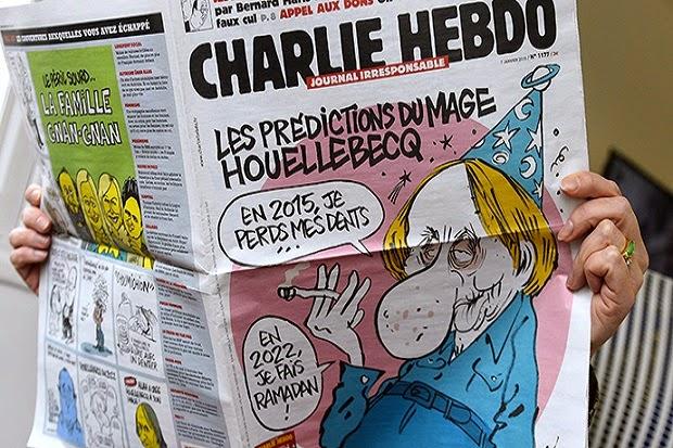 Takut Berakhir Tragis, Para Kartunis Menolak Bekerja di Charlie Hebdo