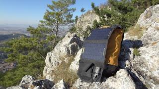 Nomad 7 Folding Solar Panel by GoalZero