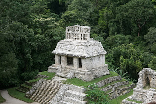 maya mexico,palenques,mexiko