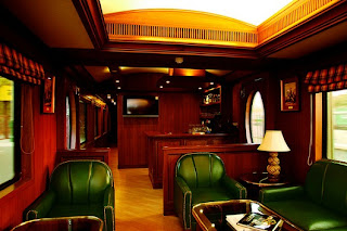 tren mas lujoso de mundo
