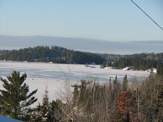 A Burntside Island, winter solstice, http://huismanconcepts.com/