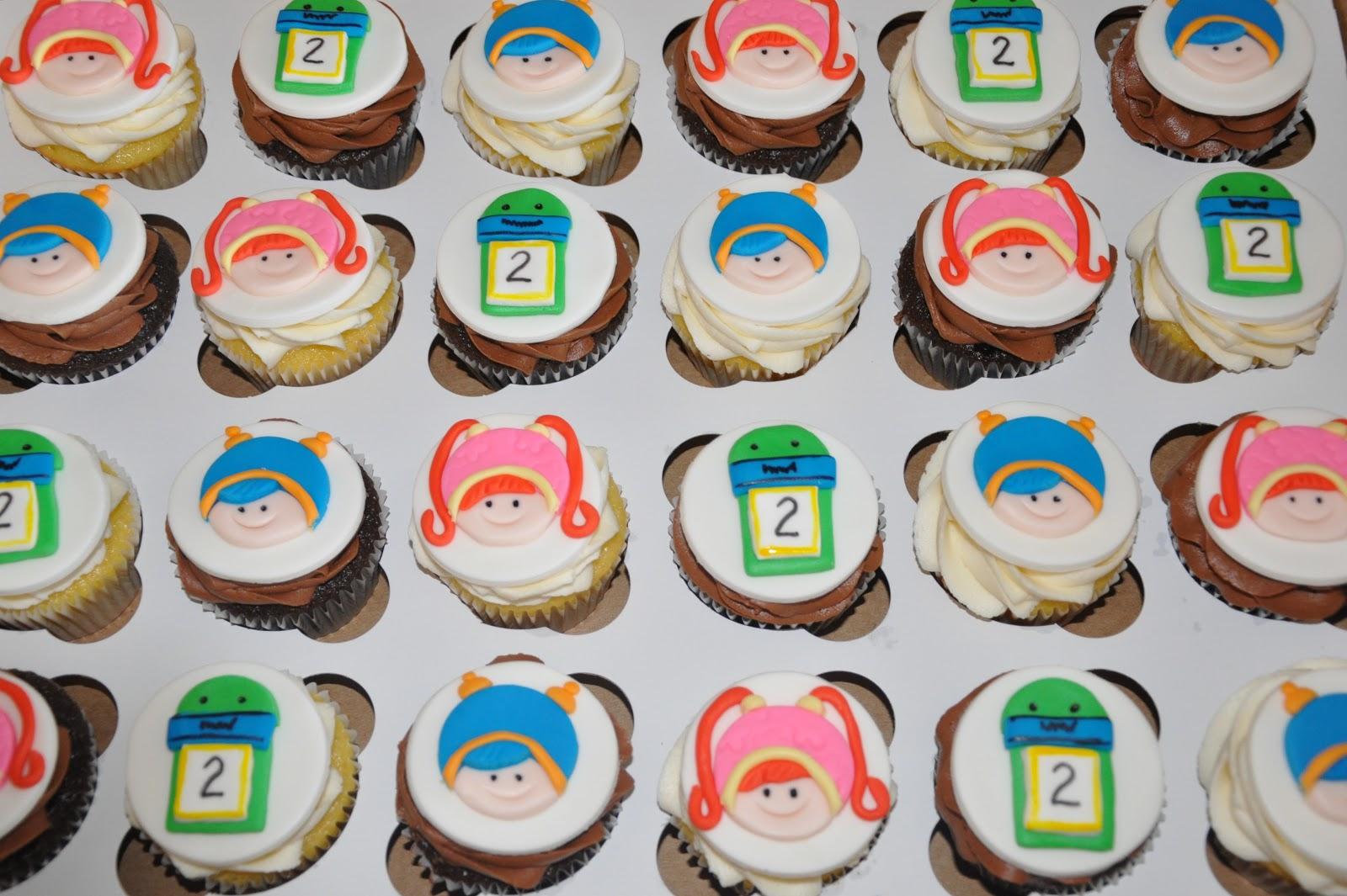 Umizoomi Cupcakes
