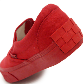 d005c57c300f3f (these Vans were from the Vans Fall 2009 Slip On Mega Check Pack  collection...maybe you can hunt ...