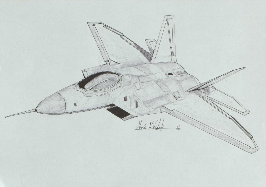 f 22 raptor coloring pages - photo #38