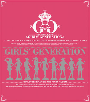 SNSD'S First Album