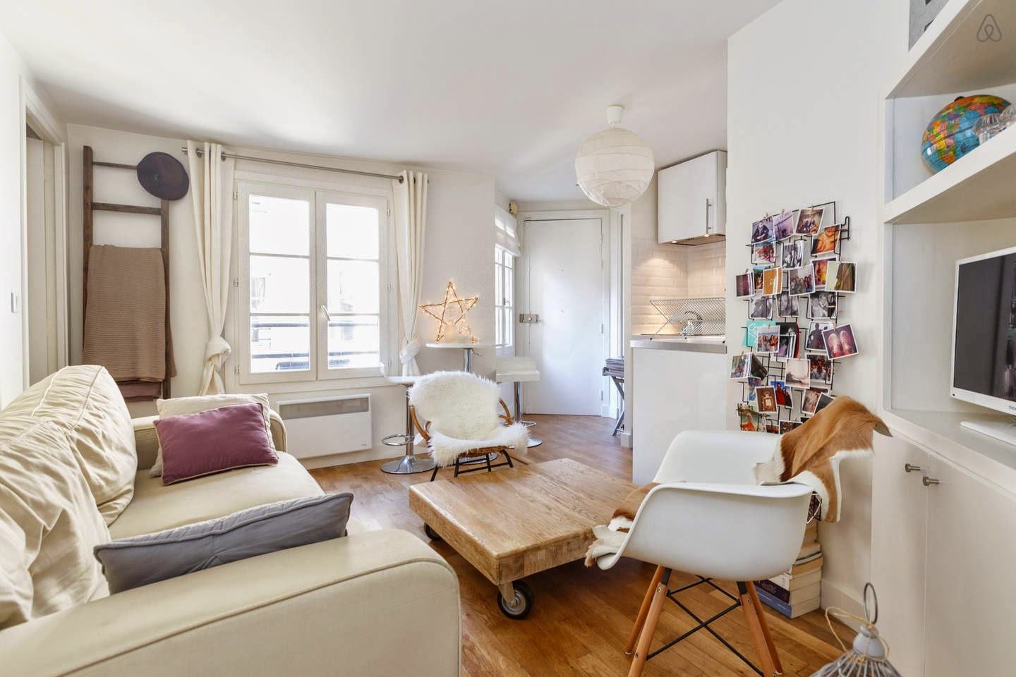 cozy lively small flat in paris daily dream decor