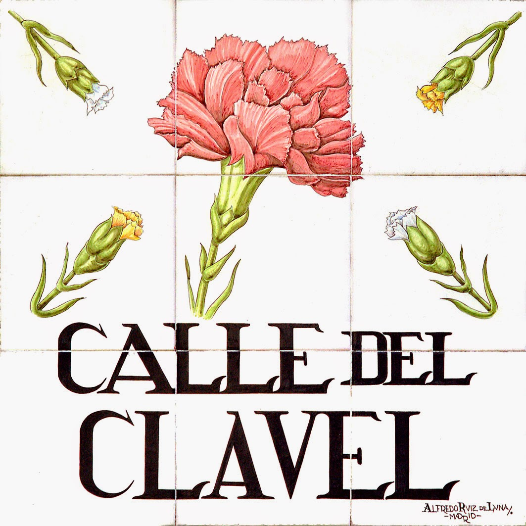 Calle del Clavel