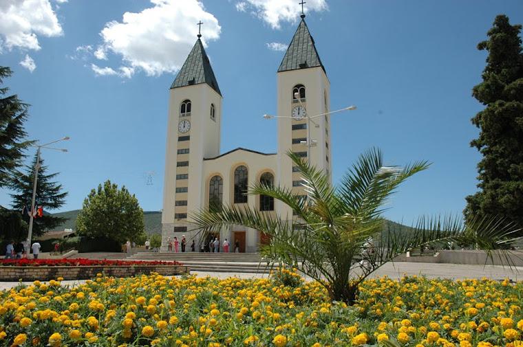 Chiesa di San Giacomo a Medjugorje