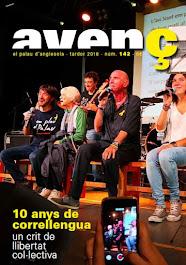 AVENÇ 142 ...format paper<br>Ja és a la venda el nou Avenç