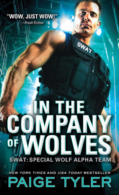 Bea's Book Nook, Review, In the Company of Wolves, Paige Tyler