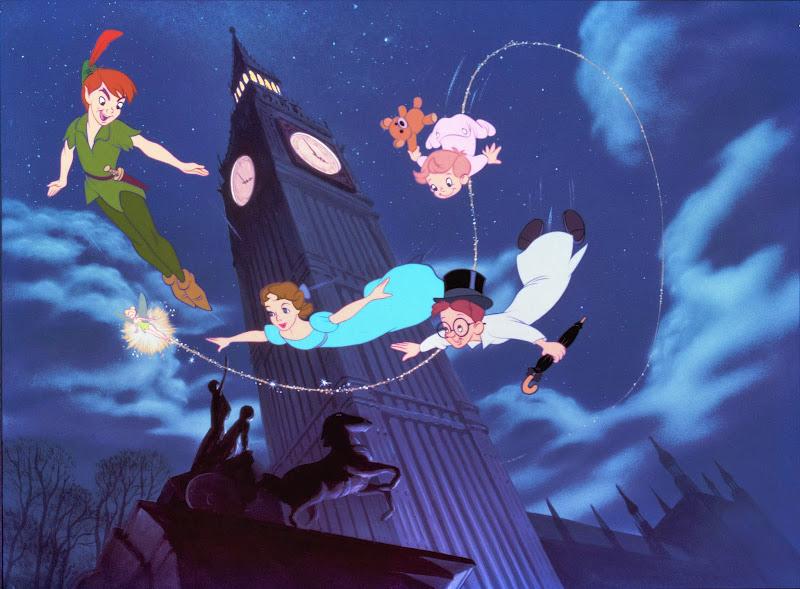 Peter Pan 1953 mtvretro.blogspot.com