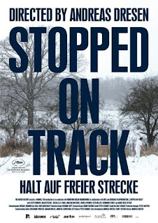Stopped on track Poster