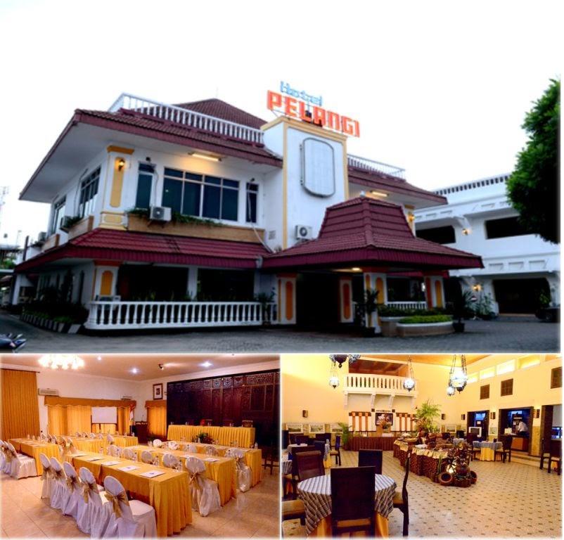 Walaupun Termasuk Hotel Yang Sudah Tua Fasilitas Ditawarkan Oleh Pelangi Malang Tidak Kalah Dengan Masih Baru
