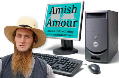Amish Amour, a dating website