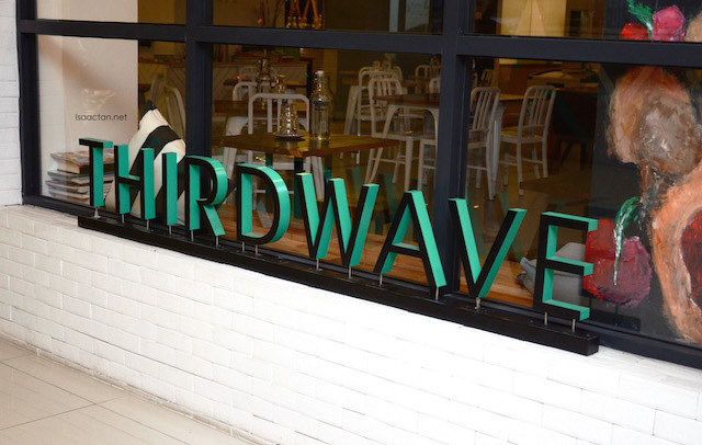 Thirdwave Cafe @ Nexus Bangsar South