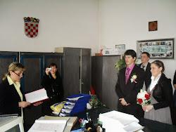 Matični ured Sibinj  5.01.2012 u 13 sati