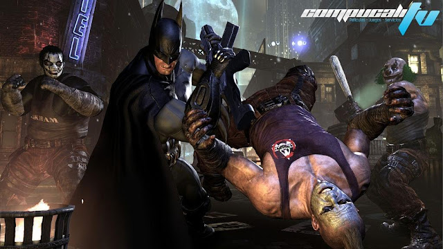 Batman Arkham City Game Of The Year Edition PC Full Español
