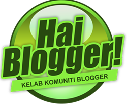 Hai Blogger