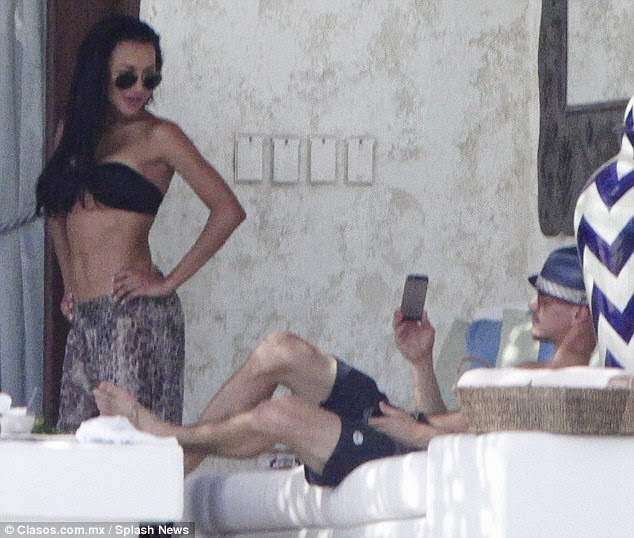 Naya Rivera and Hubby