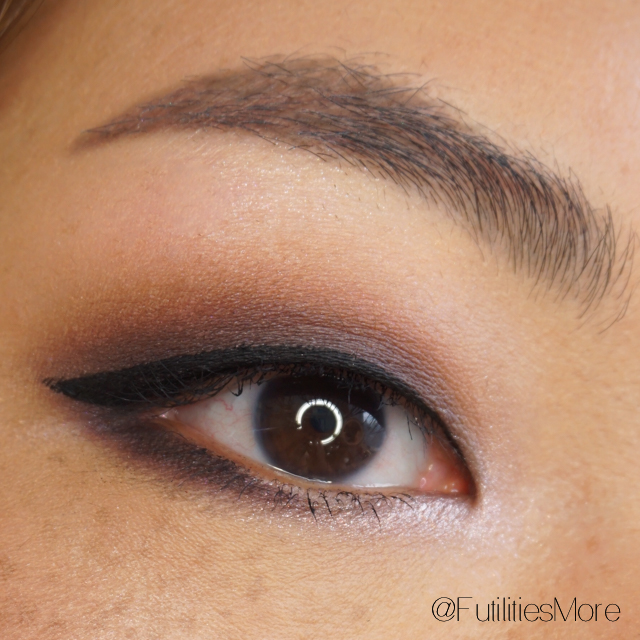 Anastasia Beverly Hills Shadow Couture Makeup Tutorial for asian monolid eyes
