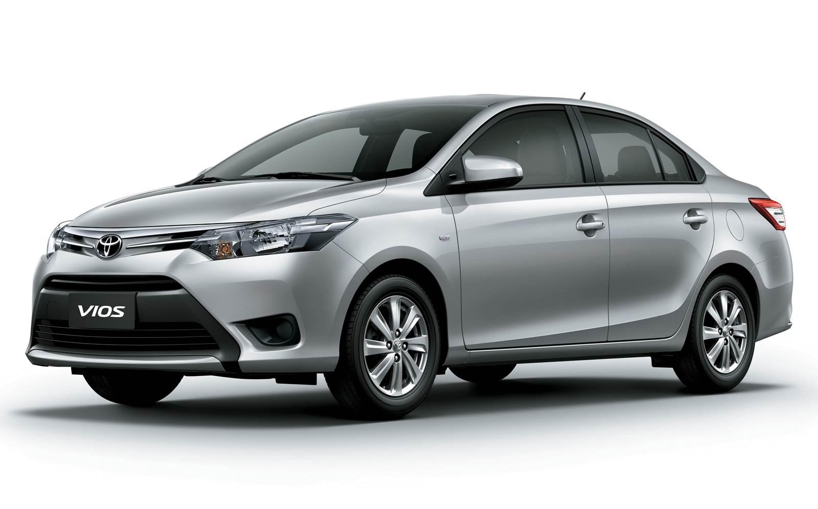 2015 Toyota Vios