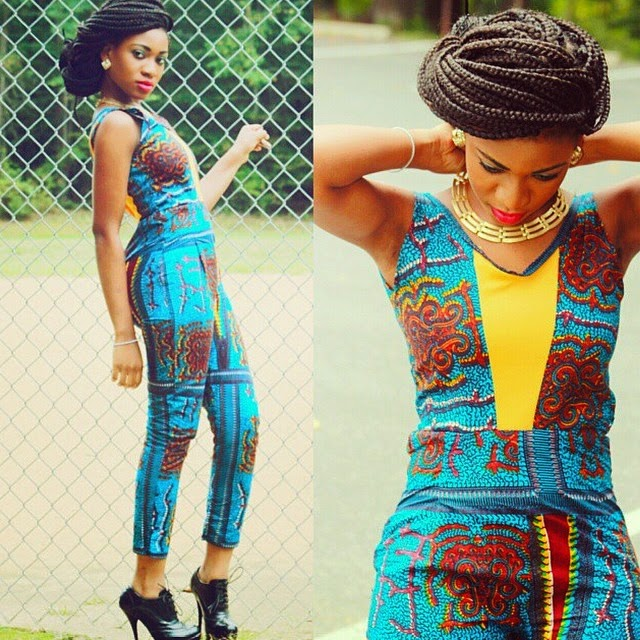 Fashion Police Nigerian Movie African Fashion Clothing