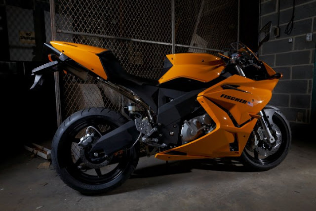Fischer MRX650 Motorcycle