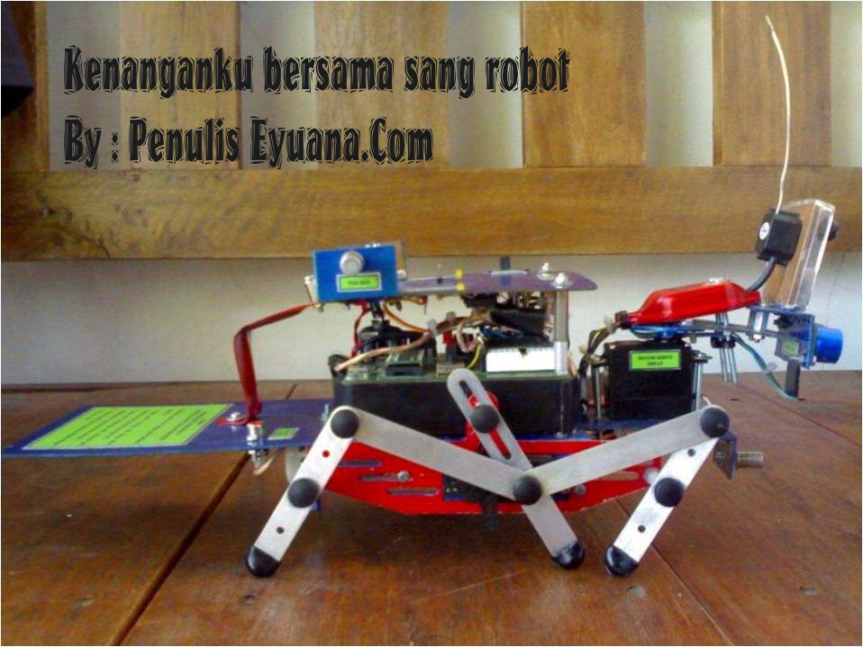 robot gas elpiji