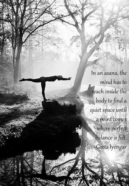 yoga quotes about balance - photo #1
