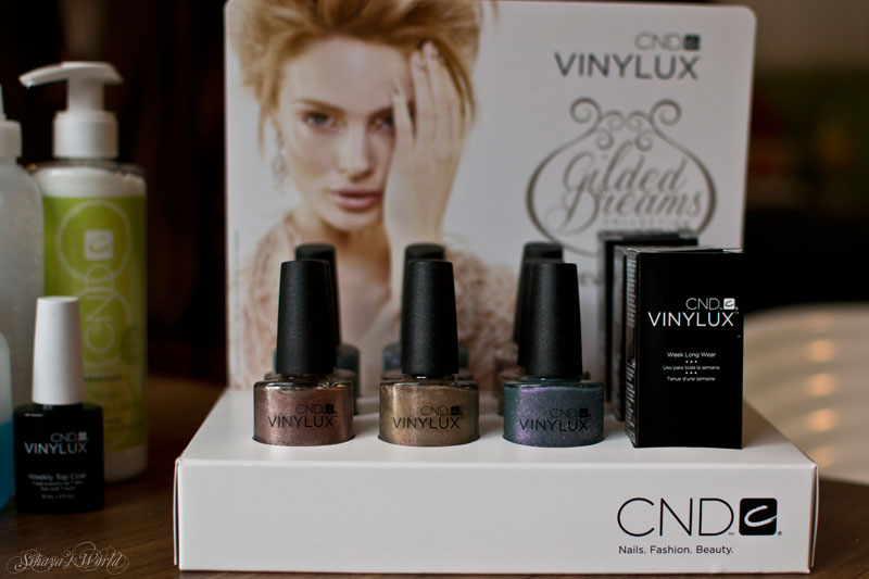 CND Gilded Dreams