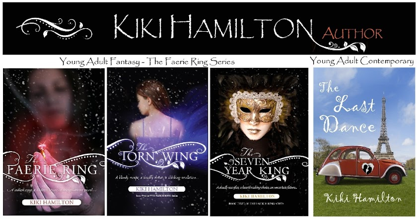 Kiki Hamilton Giveaways