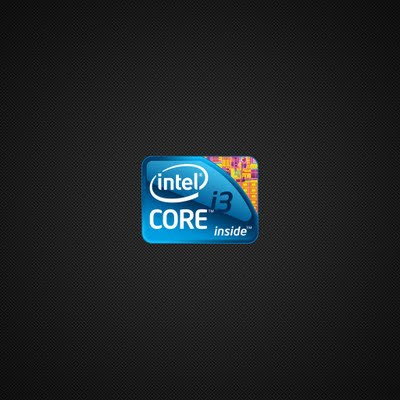 Intel CORE i3 inside download free wallpapers for Apple iPad
