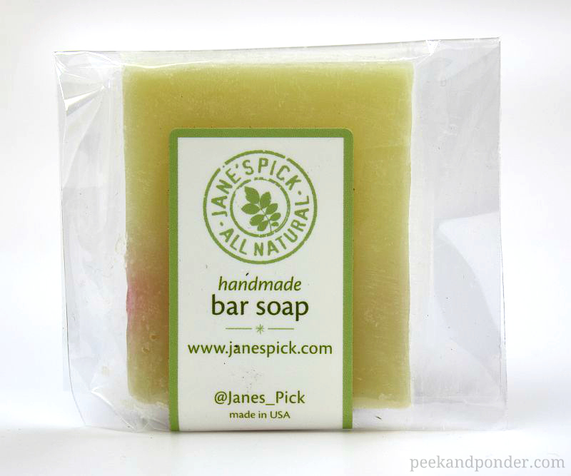 Jane's Pick Bar Soap