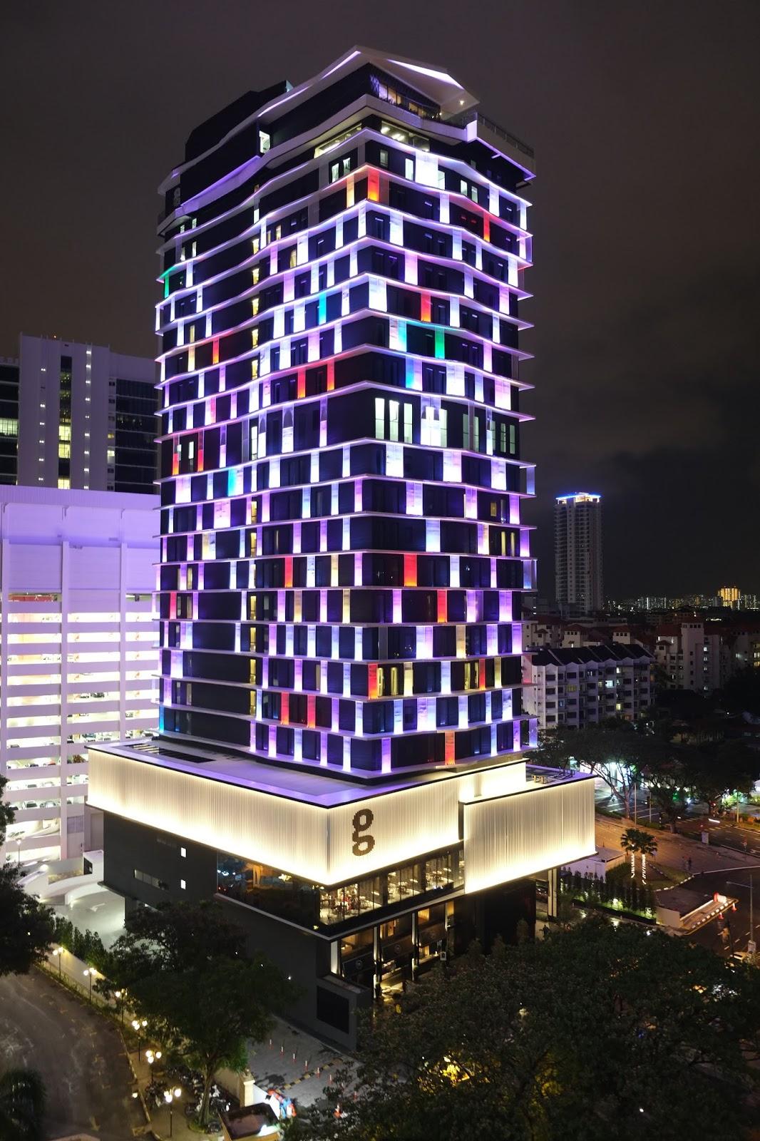 Shaun Owyeong: G Hotel Kelawai Media Launch @ ADRIFT!
