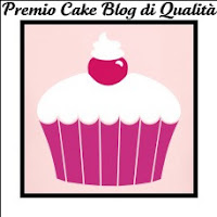 Premio cake blog di qualit