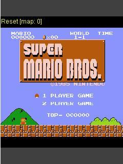 Tải Game Java Mario cho điện thoại di động