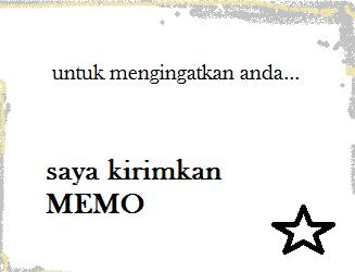 contoh memo png memo contoh memo