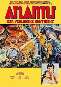 Atlantis: The Lost Continent Poster