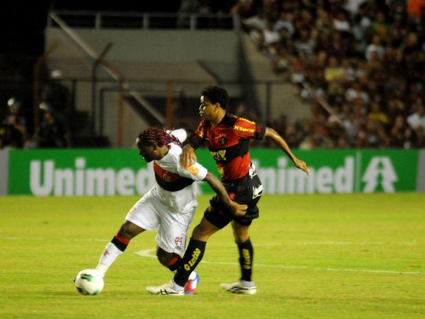 Brasileirão 2012 - Sport 1 x 1 Flamengo
