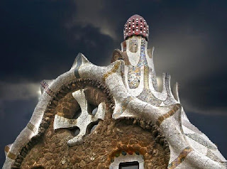 Weird Buildings - mind house, spain